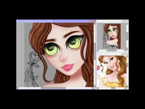 ♥ Ukie Speed Drawing   Pixuel