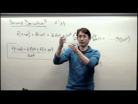 Lecture: Higher-order Accuracy Schemes for Differentiation and Integration