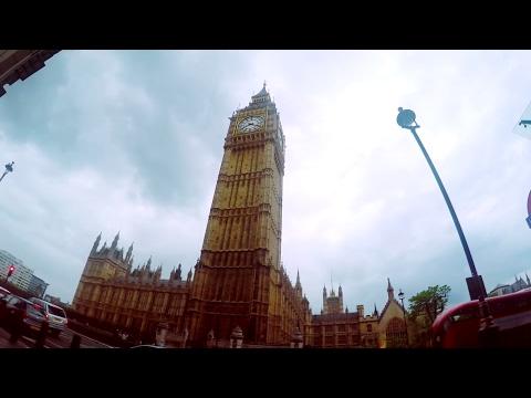 Trip to London - GoPro City Trip London Video