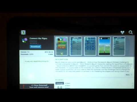 How to download 1 mobile market for android tablet