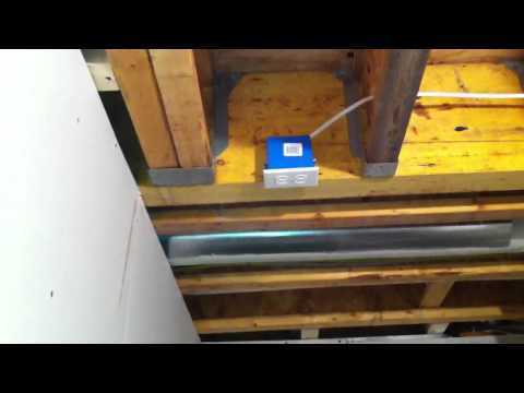 Basement and In wall tank Build