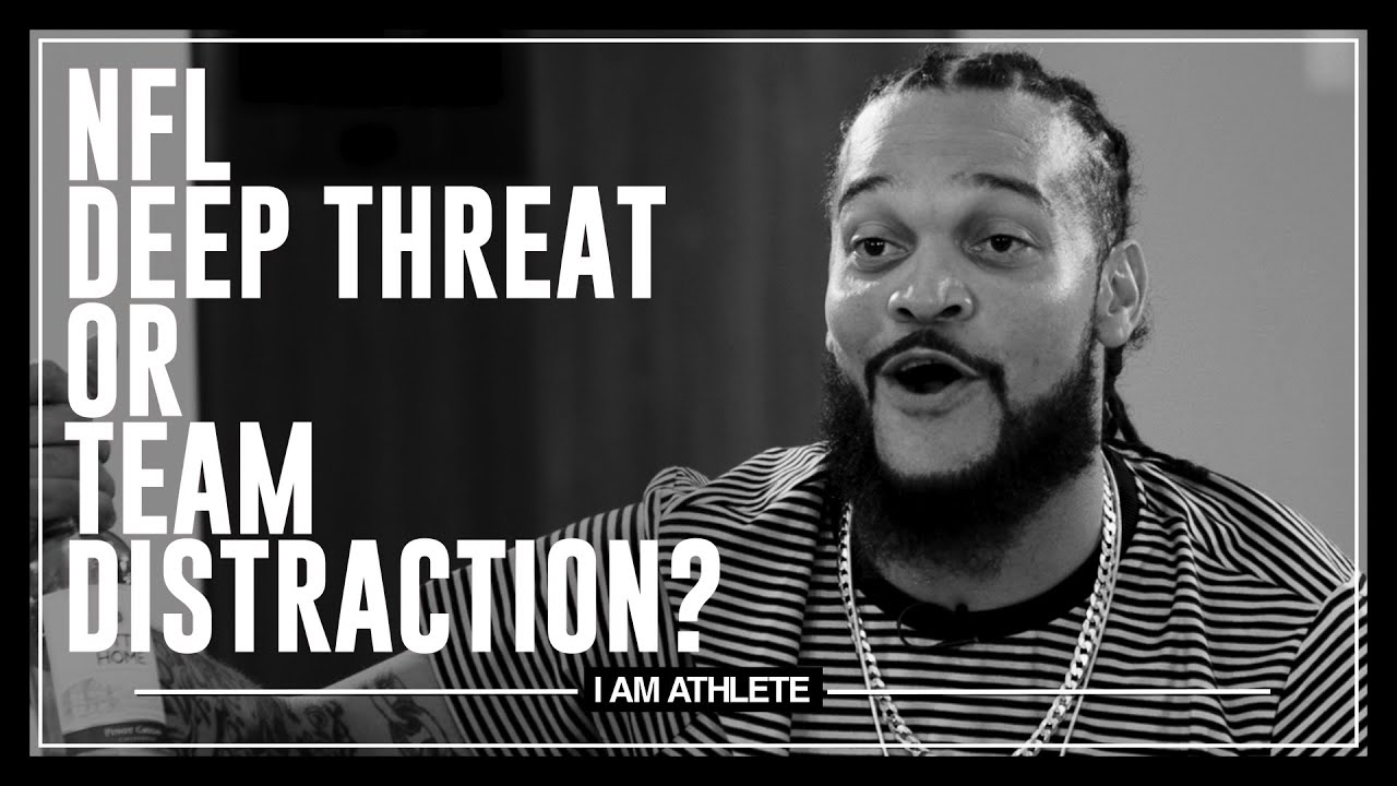 When the Game is Taken Away From You...Who Are You? | I AM ATHLETE with Brandon Marshall & More