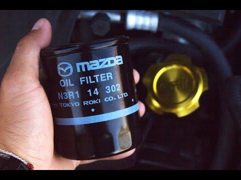 Using MAZDA Oil Filters in my SUBARU