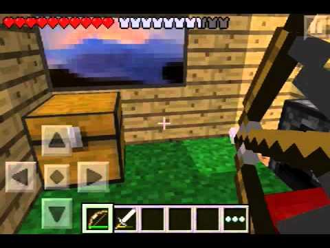Minecraft PE series 2 ep 3