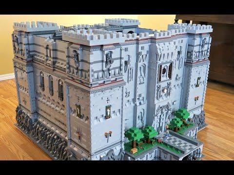 LEGO Minecraft Steve's Castle