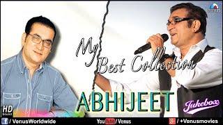 """Abhijeet"" My Best Collection | Audio Jukebox"