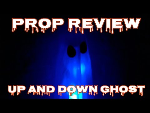 Halloween Prop Review: Up and Down Ghost (Morbid Enterprises)