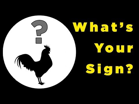 What Your Chinese Zodiac Sign Says About You