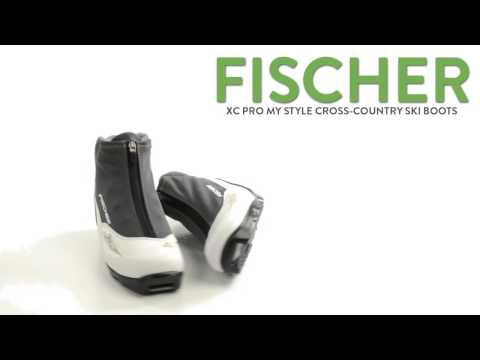 Fischer XC Pro My Style Cross-Country Ski Boots - NNN (For Women)
