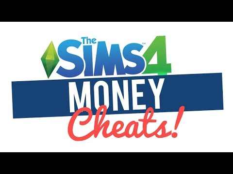 The Sims 4 Money Cheats!