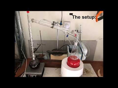 Making Anhydrous Ethanol