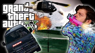 GTA 5 - GOING ON A YACHT! (GTA 5 PC Online Funny Moments)