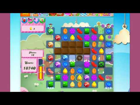 Candy Crush Saga Level 2825  -  LAST LEVEL 5th Oct. - NO BOOSTERS!!!