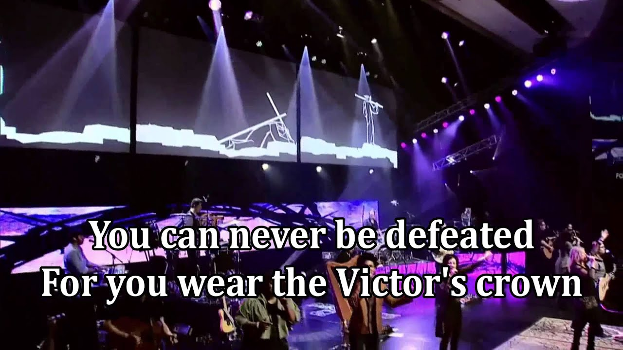 Victor's Crown Darlene Zschech Live Video Lyrics & subtitle - SUBSCRIBE TO MY CHANNEL