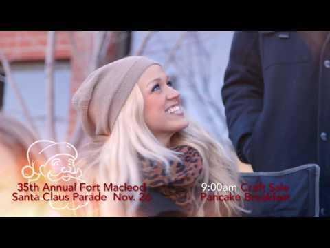 35th Annual Fort Macleod Santa Parade