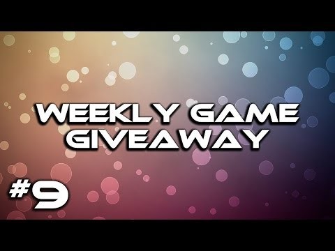 Game Giveaway Week 9 (CLOSED) + Week 8 Winners