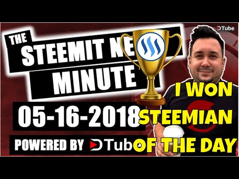 I was Awarded Steemian of the Day Today... Thanks @Reseller aka Thrift Shop Hustler