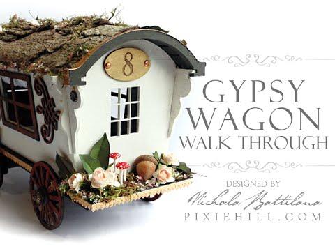 Gypsy Wagon Walk Through