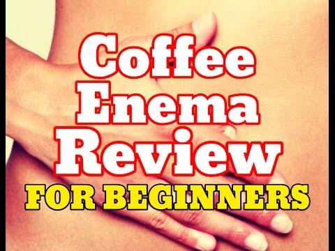 Coffee Enema Q&A Review For Beginners  -  Coffee Bean Enemas Detox Miracle (Organic Green)
