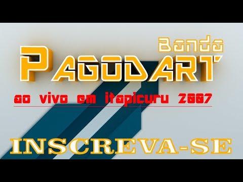 PAGODART 2012 CD BAIXAR
