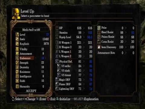 Dark Souls Practice Livestream part 1 - PS3