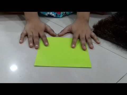 How to make paper HOUSE / very easy/ 🏠🏠