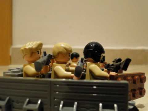 Lego D-Day