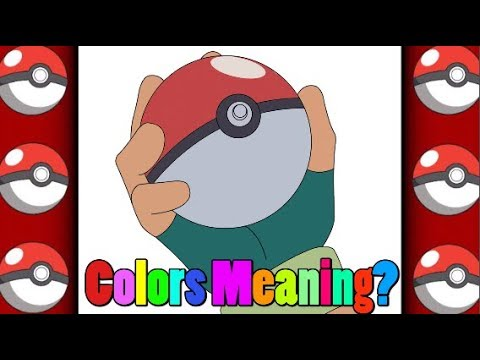 Pokemon Theory: What do the Pokeball Colors Mean? (Contest Entry #2)