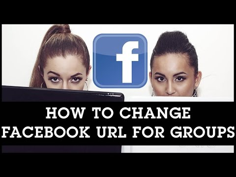 How To Change Facebook URL For Groups