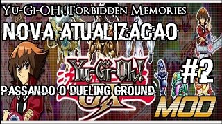 Gameplay 3F ] Yu-Gi-Oh ! Forbidden Memories VN Mod 2 - 2018 - Red
