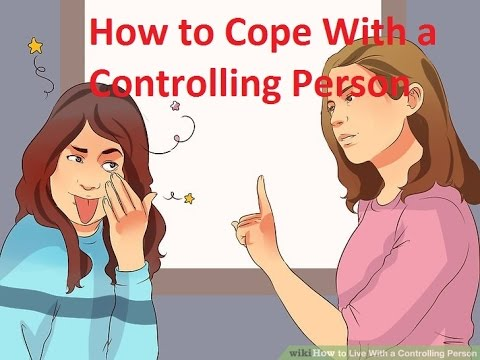 How to Cope With a Controlling Person
