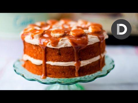 Banoffee Cake feat. Eric Lanlard!