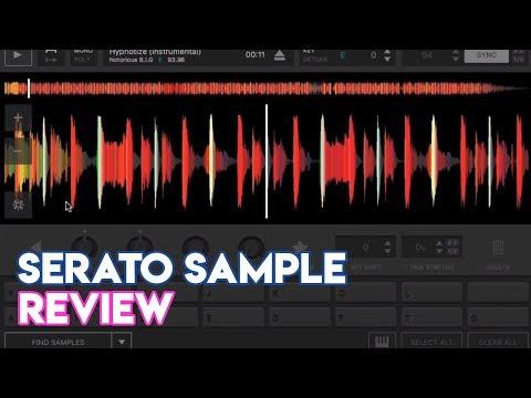 Serato Sample Talkthrough Video