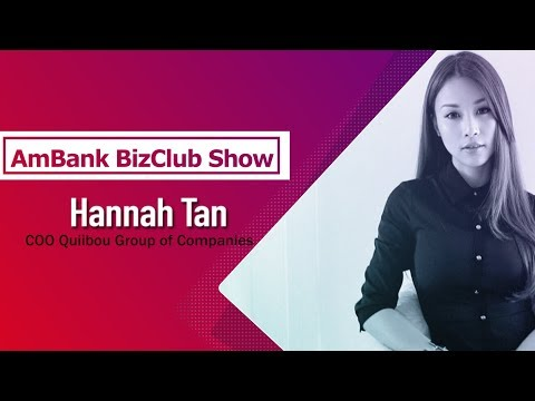 Ambank BizConf Special Feature with Hannah Tan
