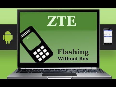How to Flashing ZTE firmware (Stock ROM) using Smartphone Flash Tool