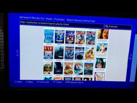 HOW TO WATCH FREE NEW MOVIES ON PS4/PS3