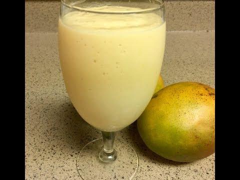 Easy Mango Lassi (Smoothie) Recipe