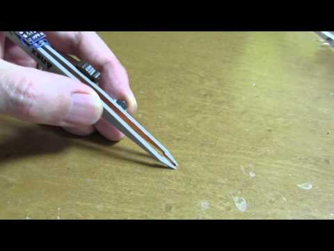 Magical tweezers which identify unknown capacitance!