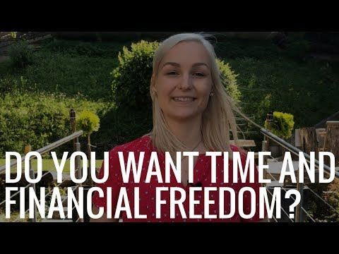 Do You Want Time And Financial Freedom?