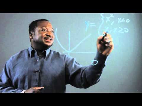 How to Find Intercepts of a Piecewise Function : Grade School Math Questions