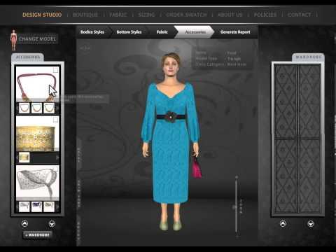 Design My Dress - Prom Dresses