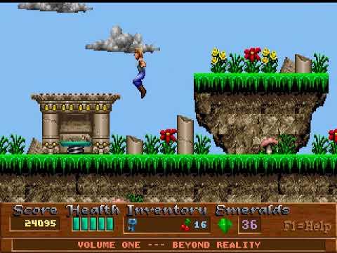 DOS Game: Xargon - Beyond Reality