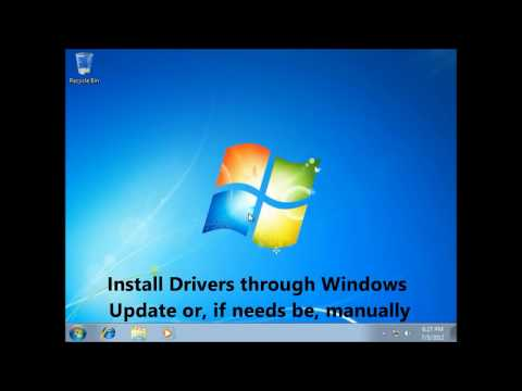 Reinstall Windows 7 or Vista Without Formatting [second lesson]