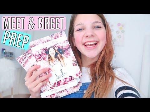 Get Ready with me - My Birthday and Meet & Greet Prep, Kudos Vlog!