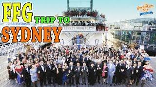 Ffg & Jm - Trip To Sydney Australia (2017)