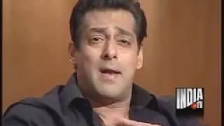 Salman Khan In Aap Ki Adalat (Part 1) - India TV