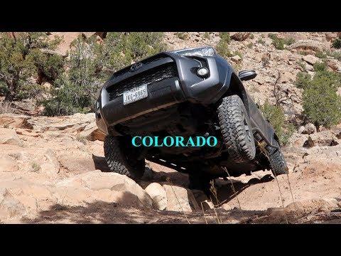 Wheeling In The Mountains - MOAB Bound Through Colorado - S2E52