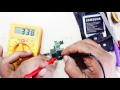Full shorting dead mobile phone solutions by reboling power IC. Or How to check dead mobile phone.
