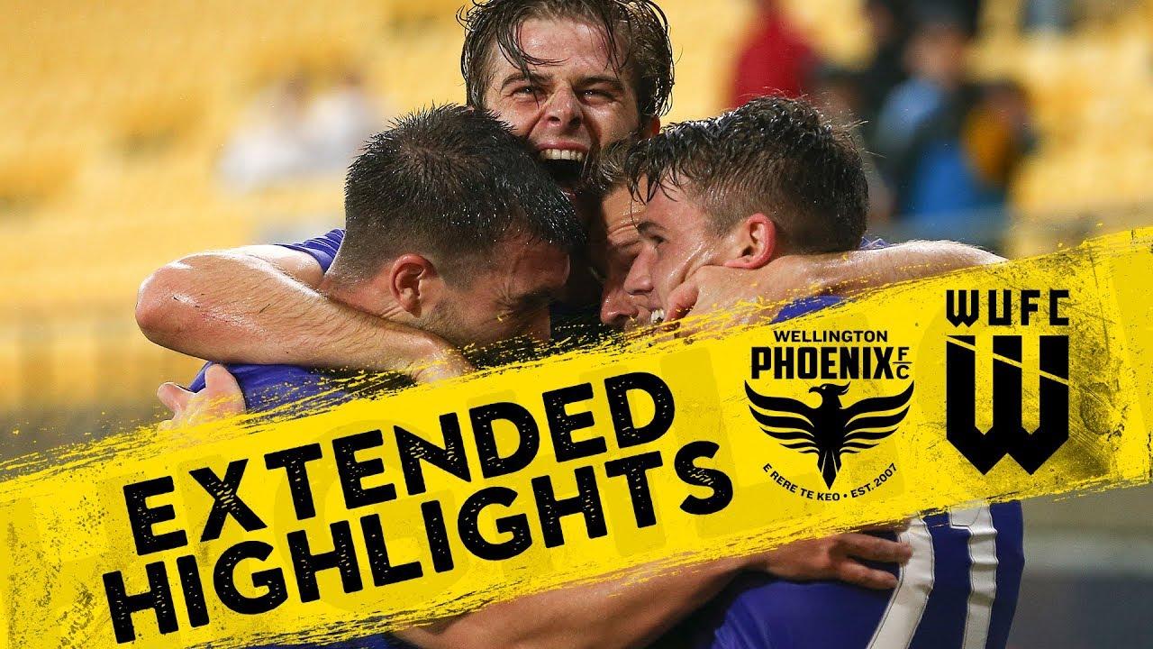 Extended Highlights | Wellington Phoenix vs Western United