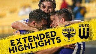 Extended Highlights   Wellington Phoenix vs Western United